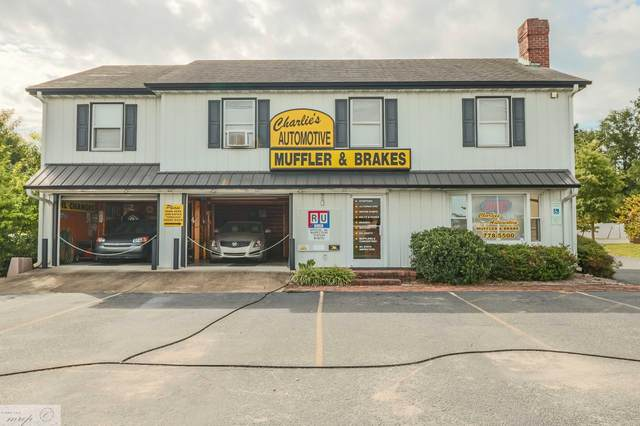 512 N Berkeley Boulevard, Goldsboro, NC 27534 (MLS #100208479) :: The Keith Beatty Team