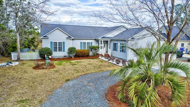 118 N Shore Drive, Southport, NC 28461 (MLS #100208485) :: Coldwell Banker Sea Coast Advantage