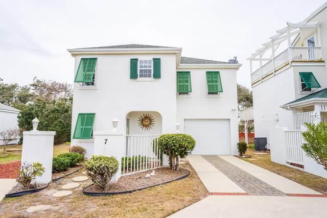 7 Bermuda Greens, Pine Knoll Shores, NC 28512 (MLS #100208489) :: Frost Real Estate Team