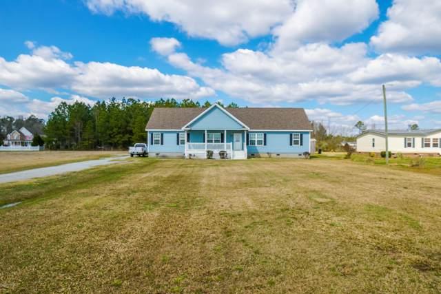 1525 Davis Field Road, Pollocksville, NC 28573 (MLS #100208496) :: Donna & Team New Bern