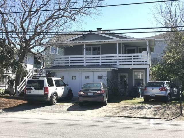 1502 N Lumina Avenue, Wrightsville Beach, NC 28480 (MLS #100208589) :: RE/MAX Essential