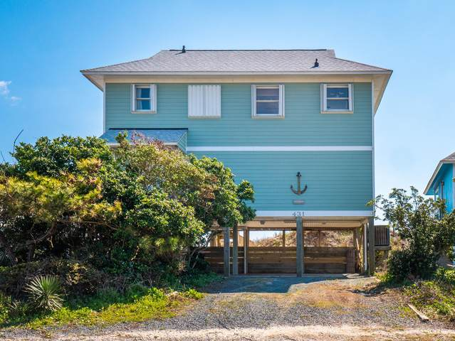 431 N Anderson Boulevard, Topsail Beach, NC 28445 (MLS #100208601) :: Vance Young and Associates