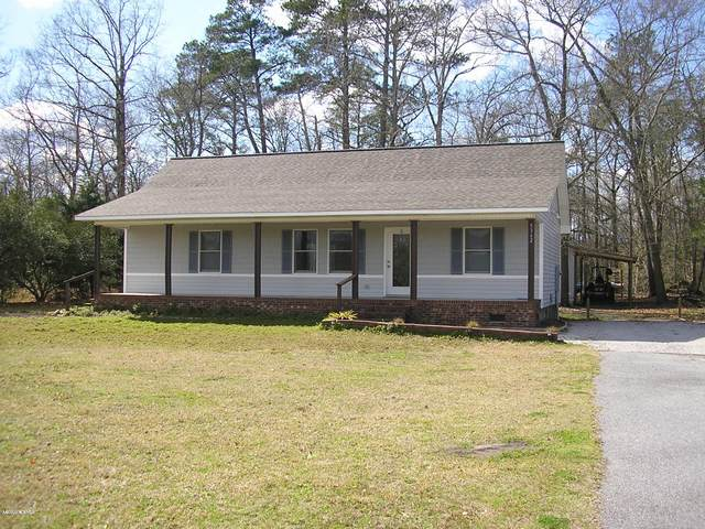5362 Contentnea Lane, Grifton, NC 28530 (MLS #100208682) :: Berkshire Hathaway HomeServices Prime Properties