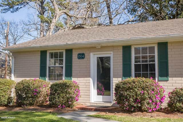 130 Dupree Drive #4, Wilmington, NC 28403 (MLS #100208690) :: Coldwell Banker Sea Coast Advantage