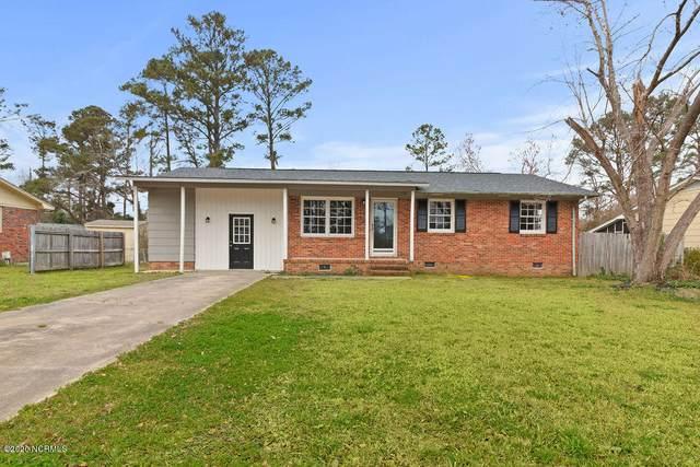 107 Oxford Drive, Jacksonville, NC 28546 (MLS #100208801) :: RE/MAX Essential