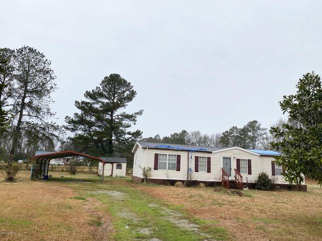 2216 Bell Williams Road, Burgaw, NC 28425 (MLS #100208840) :: Vance Young and Associates