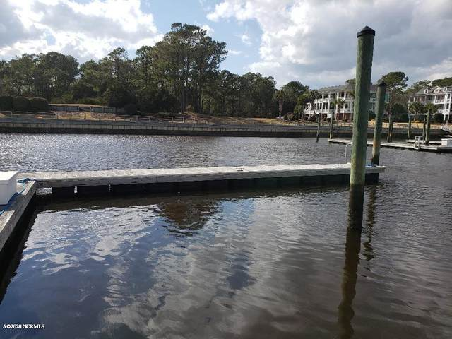 55 Seascape Marina, Holden Beach, NC 28462 (MLS #100208952) :: The Bob Williams Team