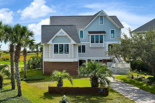 406 Oceana Way, Carolina Beach, NC 28428 (MLS #100209004) :: Vance Young and Associates