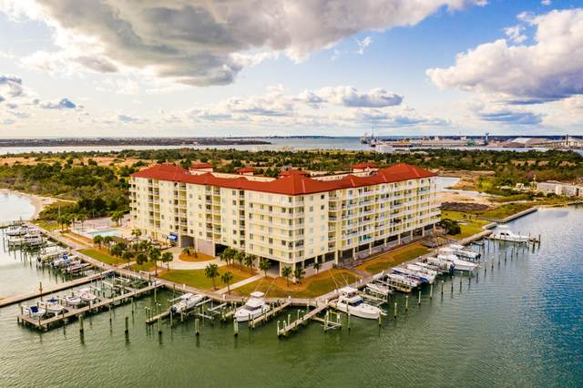 100 Olde Towne Yacht Club Road #214, Beaufort, NC 28516 (MLS #100209075) :: The Bob Williams Team