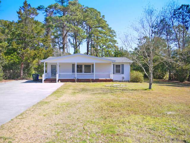 109 Taylor Notion Road, Cape Carteret, NC 28584 (MLS #100209082) :: Barefoot-Chandler & Associates LLC