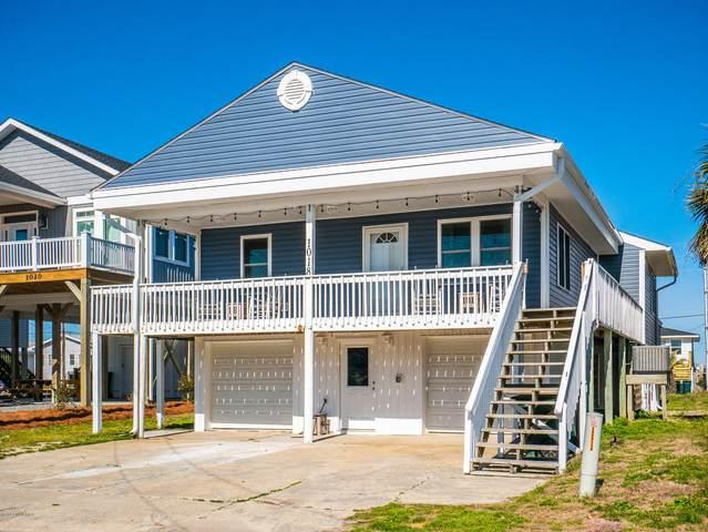 1018 Ocean Boulevard, Topsail Beach, NC 28445 (MLS #100209133) :: Vance Young and Associates