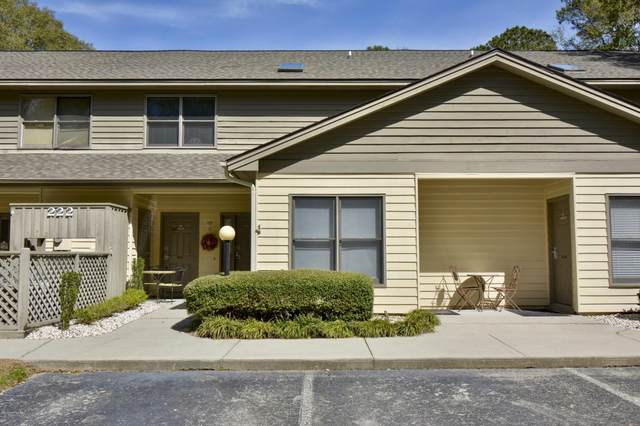 222 Clubhouse Road 19C, Sunset Beach, NC 28468 (MLS #100209146) :: The Bob Williams Team