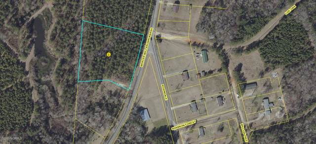5061 Mercer Mill Brown Marsh Road, Clarkton, NC 28433 (MLS #100209155) :: CENTURY 21 Sweyer & Associates