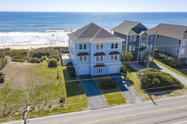 1614 S Shore Drive, Surf City, NC 28445 (MLS #100209167) :: Liz Freeman Team