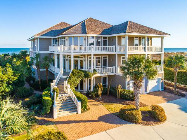 1 Surf Court, Wilmington, NC 28411 (MLS #100209175) :: RE/MAX Essential
