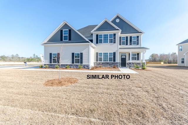 201 Old Field School Lane, Jacksonville, NC 28546 (MLS #100209192) :: Donna & Team New Bern