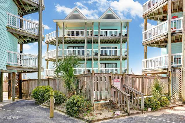 1717 Carolina Beach Avenue N #20, Carolina Beach, NC 28428 (MLS #100209234) :: Carolina Elite Properties LHR