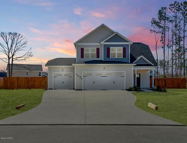 1002 Bison Trail, Jacksonville, NC 28546 (MLS #100209255) :: Vance Young and Associates