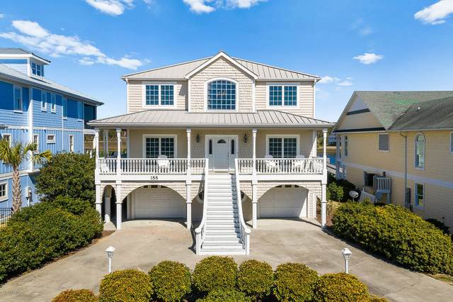 188 Yacht Watch Drive, Holden Beach, NC 28462 (MLS #100209258) :: Lynda Haraway Group Real Estate