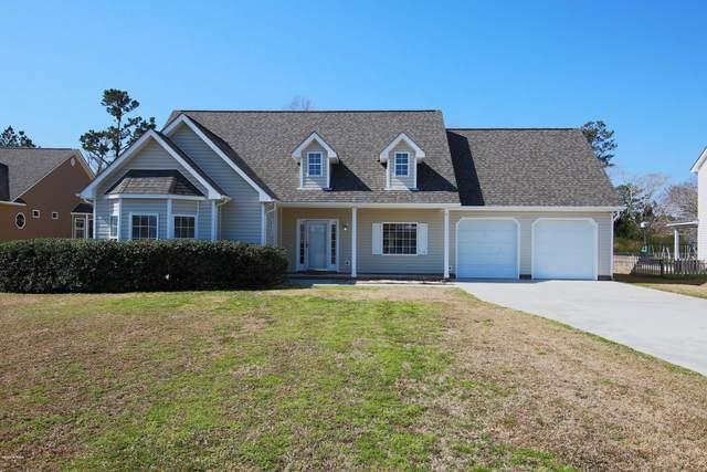 85 Pickett Way, Swansboro, NC 28584 (MLS #100209259) :: Courtney Carter Homes