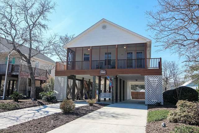 115 NW 10th Street, Oak Island, NC 28465 (MLS #100209276) :: Frost Real Estate Team