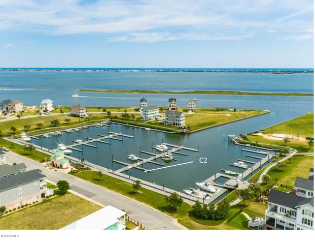 2c Dock C Cannonsgate, Newport, NC 28570 (MLS #100209355) :: Thirty 4 North Properties Group