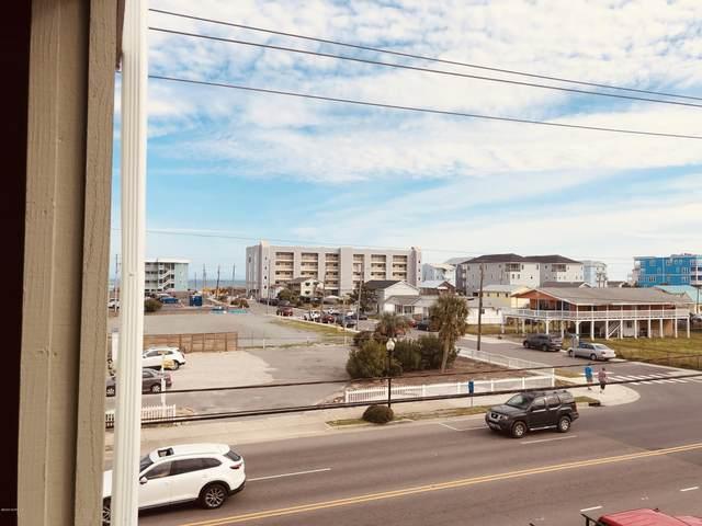 108 S Lake Park Blvd Boulevard #211, Carolina Beach, NC 28428 (MLS #100209375) :: Thirty 4 North Properties Group
