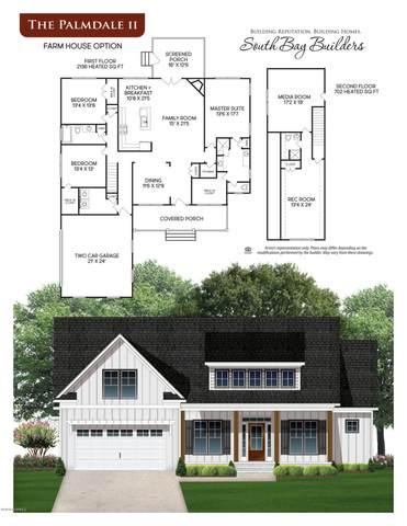 677 Crown Pointe Drive, Hampstead, NC 28443 (MLS #100209421) :: RE/MAX Essential