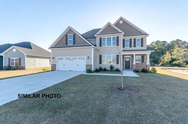 104 Wee Toc Trail, Jacksonville, NC 28546 (MLS #100209425) :: Donna & Team New Bern