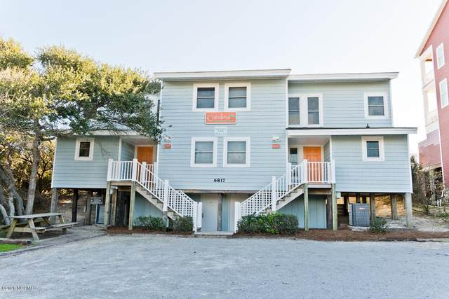 6817 Ocean Drive W, Emerald Isle, NC 28594 (MLS #100209427) :: Stancill Realty Group