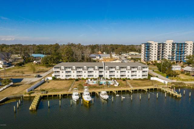 119 Lake Avenue #208, Morehead City, NC 28557 (MLS #100209443) :: Frost Real Estate Team