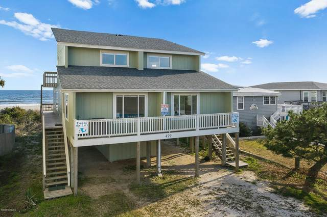 499 Ocean Boulevard W, Holden Beach, NC 28462 (MLS #100209526) :: Lynda Haraway Group Real Estate
