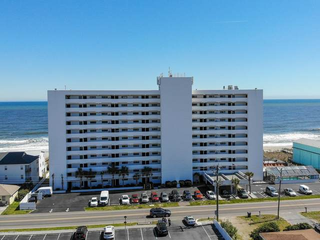 1615 S Lake Park Boulevard #204, Carolina Beach, NC 28428 (MLS #100209766) :: Thirty 4 North Properties Group