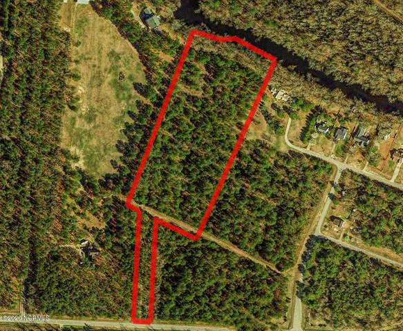 Tbd Oak Grove Road, Pollocksville, NC 28573 (MLS #100209768) :: The Tingen Team- Berkshire Hathaway HomeServices Prime Properties