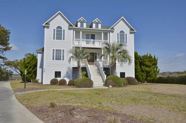 113 Strawflower Drive, Holden Beach, NC 28462 (MLS #100209818) :: The Bob Williams Team