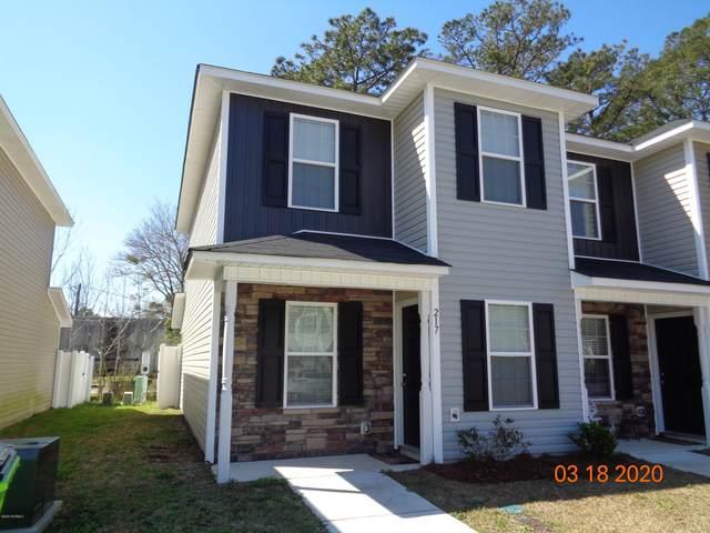 217 Grove Lane, Havelock, NC 28532 (MLS #100209871) :: Barefoot-Chandler & Associates LLC