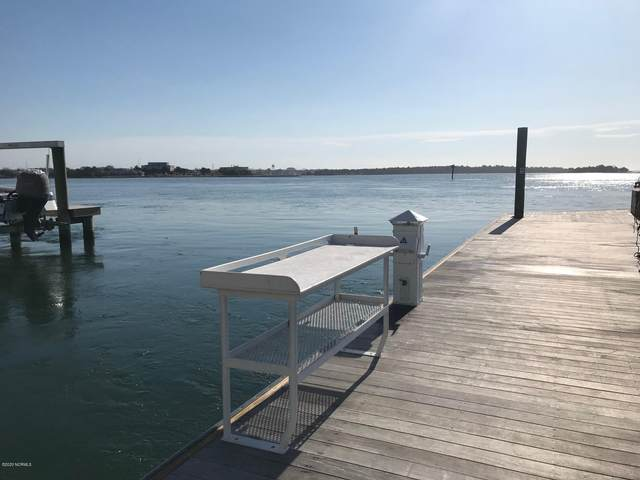 100 Olde Town Yacht Club Road C15, Beaufort, NC 28516 (MLS #100209880) :: The Bob Williams Team