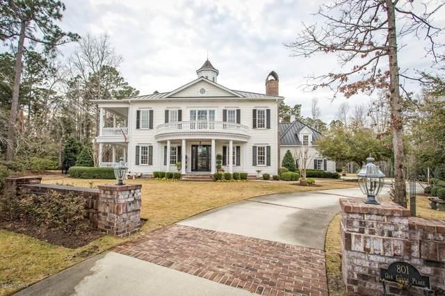 801 Oak Creek Place, Wilmington, NC 28405 (MLS #100209987) :: CENTURY 21 Sweyer & Associates