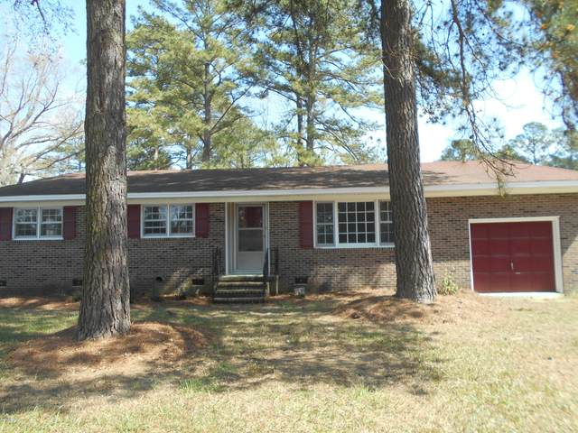 105 Linden Place, Rocky Mount, NC 27801 (MLS #100210092) :: The Oceanaire Realty