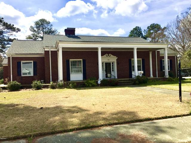 3587 E Wilson Street, Farmville, NC 27828 (MLS #100210106) :: Vance Young and Associates