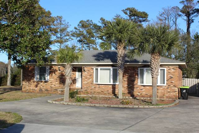 2328 Hwy 70 Beaufort, Beaufort, NC 28516 (MLS #100210110) :: The Cheek Team
