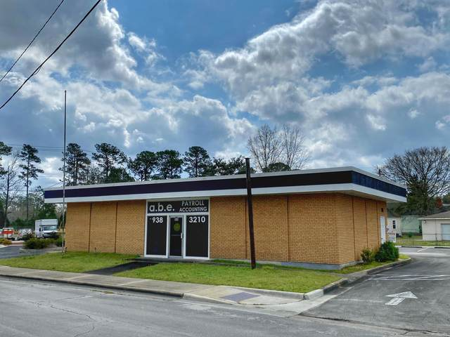 868 New Bridge Street, Jacksonville, NC 28540 (MLS #100210129) :: The Keith Beatty Team