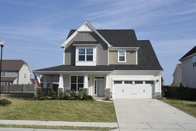 208 Willow Ridge Drive, Holly Ridge, NC 28445 (MLS #100210159) :: CENTURY 21 Sweyer & Associates