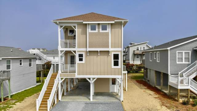 316 Brunswick Avenue W, Holden Beach, NC 28462 (MLS #100210253) :: Lynda Haraway Group Real Estate