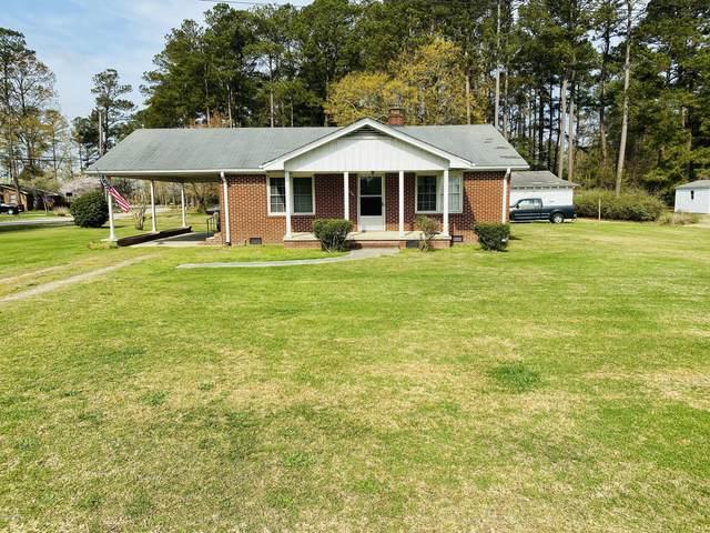 606 Little Rock Church Road, Lucama, NC 27851 (MLS #100210303) :: Courtney Carter Homes