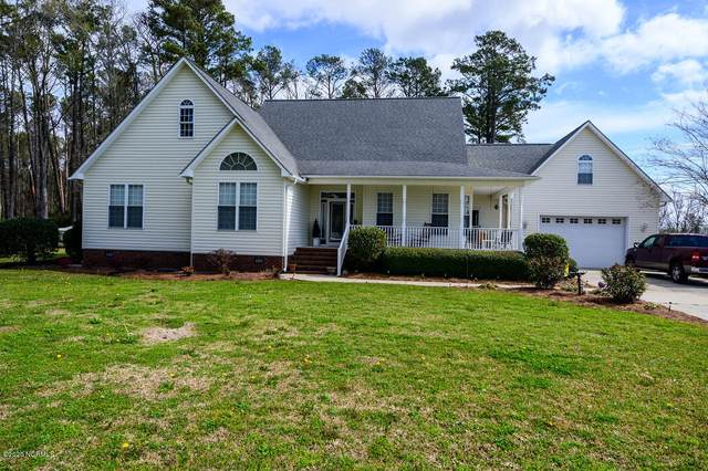 6100 Raccoon, Oriental, NC 28571 (MLS #100210413) :: Lynda Haraway Group Real Estate