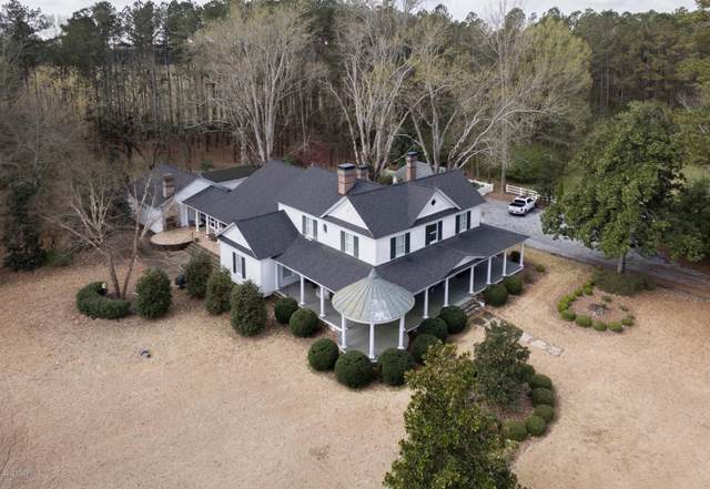 9041 Stantonsburg Road, Farmville, NC 27828 (MLS #100210420) :: Vance Young and Associates