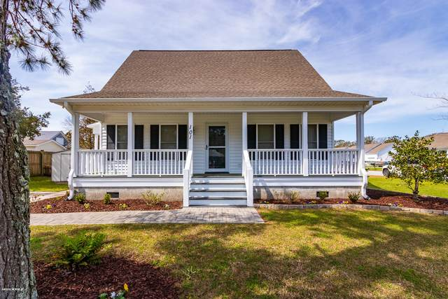 101 Beaufort Walk, Beaufort, NC 28516 (MLS #100210506) :: The Cheek Team