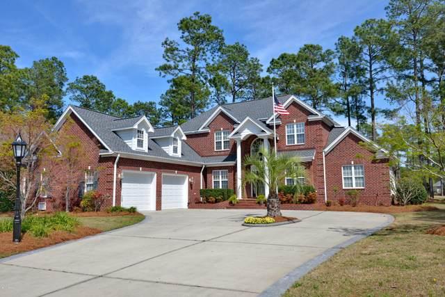 580 Stanton Hall Drive NW, Calabash, NC 28467 (MLS #100210517) :: Thirty 4 North Properties Group