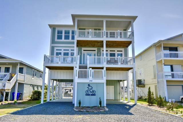 170 Greensboro Street, Holden Beach, NC 28462 (MLS #100210550) :: The Bob Williams Team